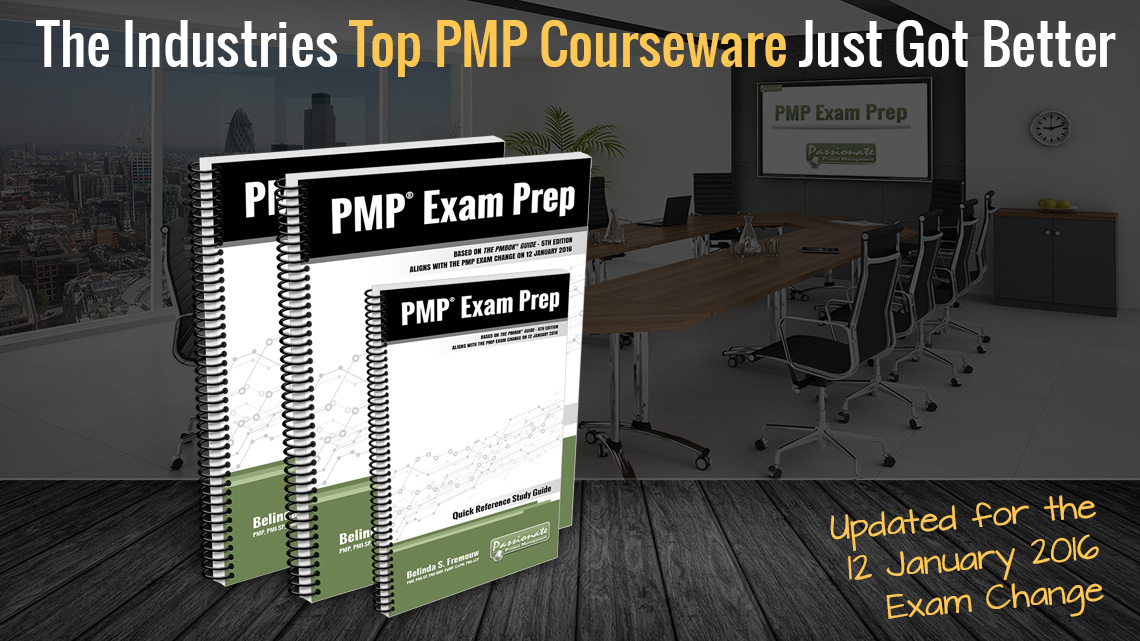 pmp exam prep courseware for the 12 jan changes pdf