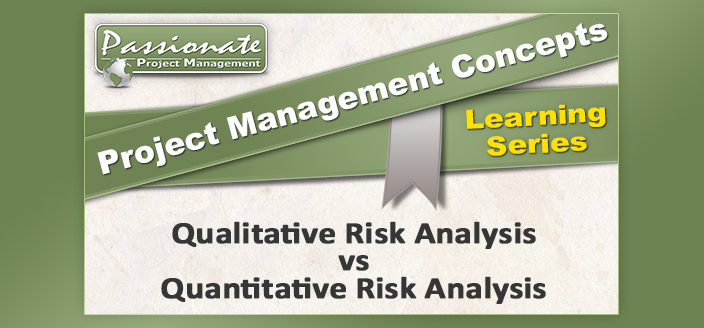 Risk Analysis Vs Quantitative Risk Analysis